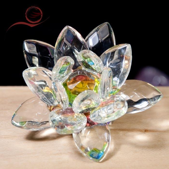 crystal lotus flower (s)