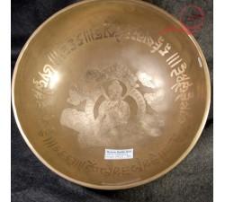 singing bowl, the Buddha of medicine
