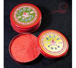 Encre rouge à sceaux 60 g