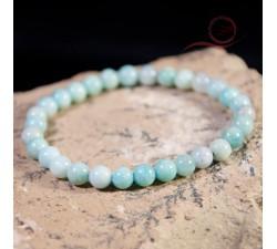 Bracelet amazonite Pérou à lyon