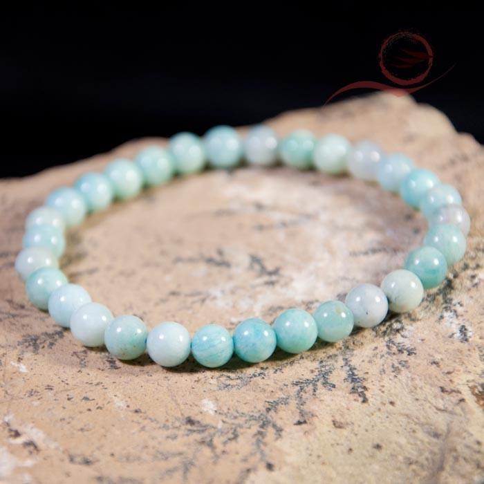 Bracelet amazonite Pérou