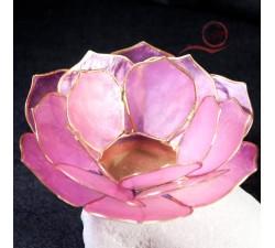 lotus candle holder ping