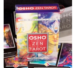 Osho tarot zen, art divinatoire a lyon