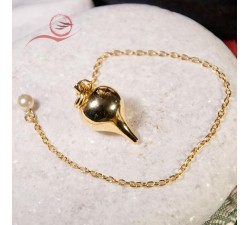 Gold drop pendulum