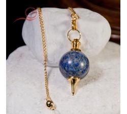 Pendule lapis lazuli lyon