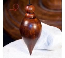 Wooden pendulum