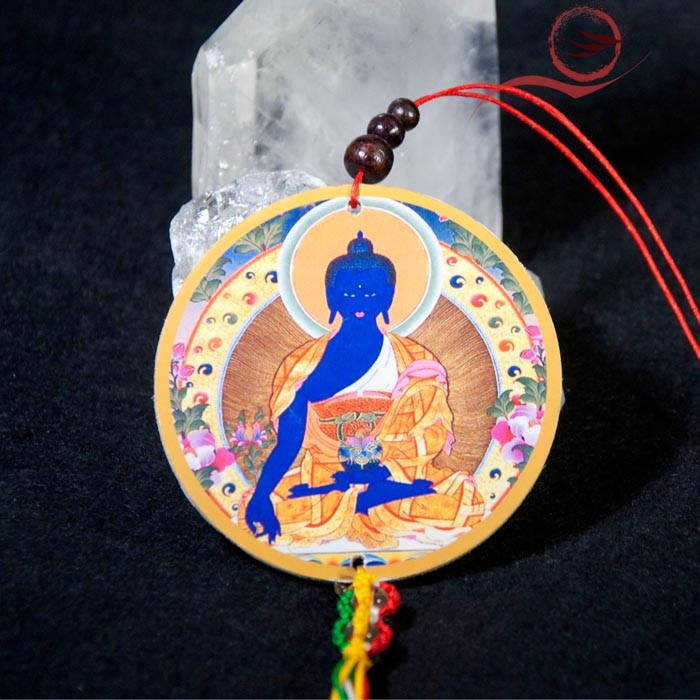 Talisman Bouddha Médecine