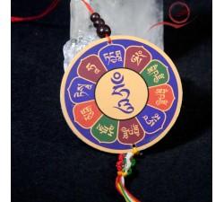 Tibetan Medicine Buddha Talisman