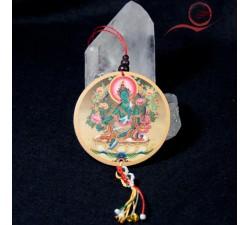 Tibetan Talisman Green Tara