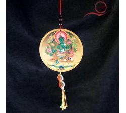 Talisman Tara Verte de protection a lyon