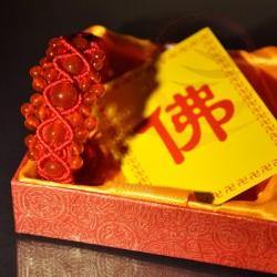 Bracelet chinois porte bonheur