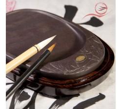 Duan yan stone engraved ink stone