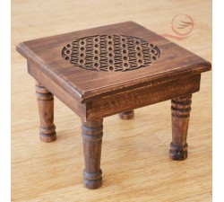 Small table flower of life