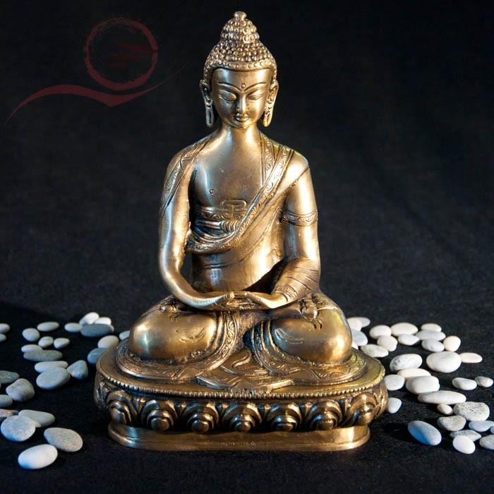 Bouddha Amithaba (Amida) 20cm