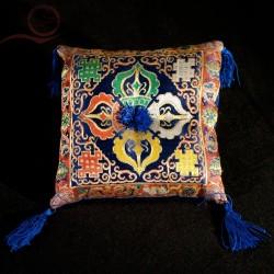 Coussins pour bols tibetains 20x20cm