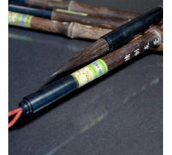 calligraphy brush, Zhou Huchen, Hare