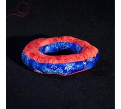 Coussins pour bols tibetains cercle taille L