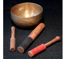 Maillet bol tibétain,  moyen