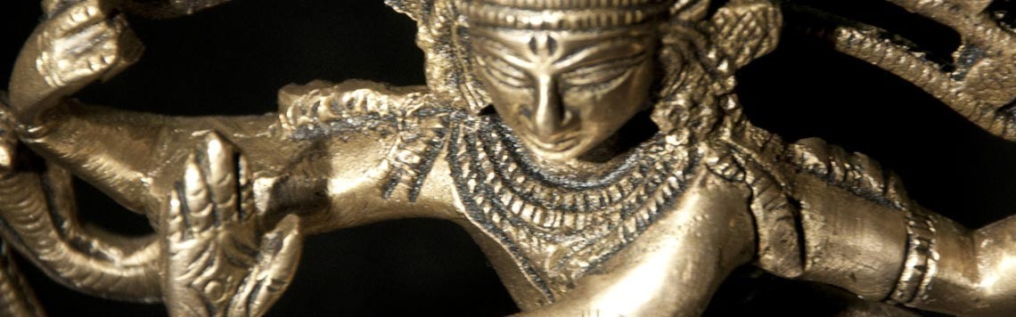 Statue de shiva déesse de la danse