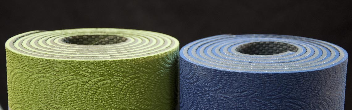 tapis de yoga naturels