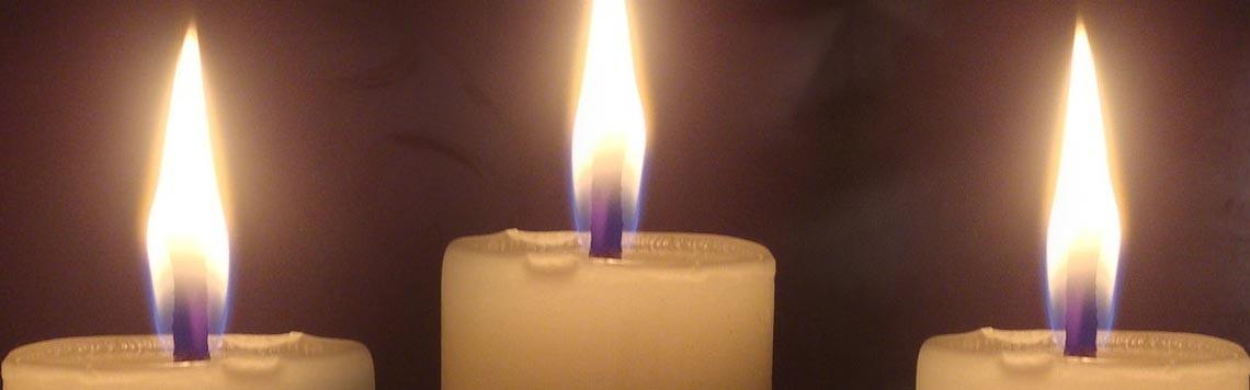 Les bougies des 7 chakras, lyon